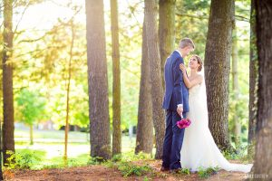 spring-wedding-barns-at-wolf-trap-wedding-portrait-in-the-woods